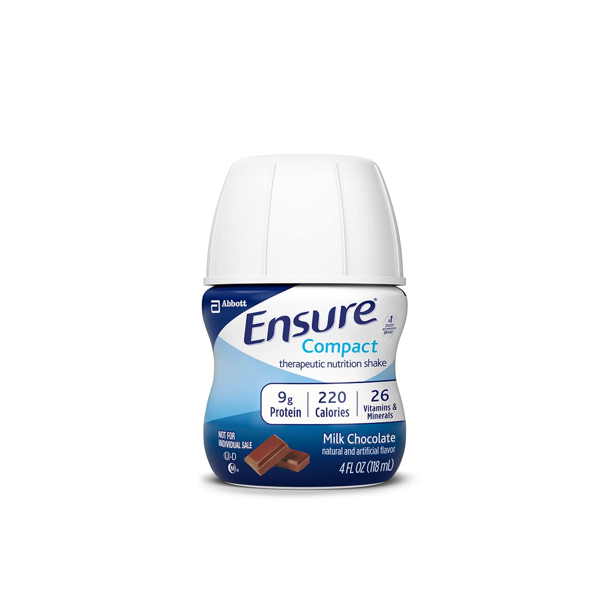 Ensure® Compact Milk Chocolate Nutrition Shake