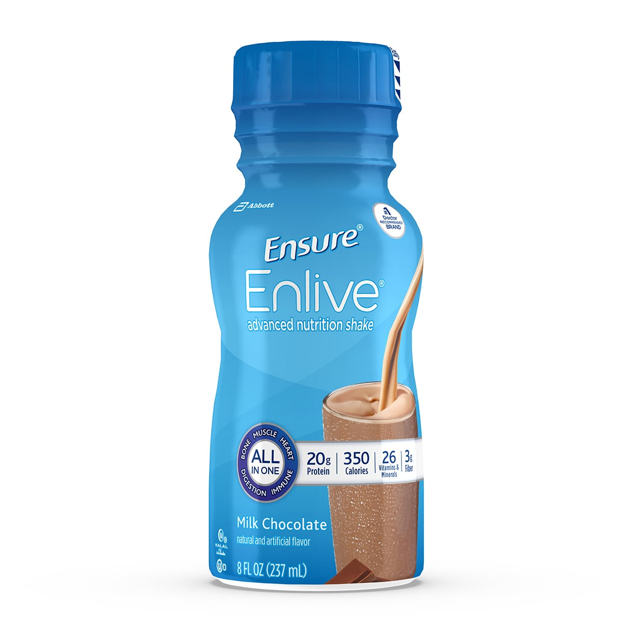 Ensure® Enlive® Milk Chocolate Nutrition Shake