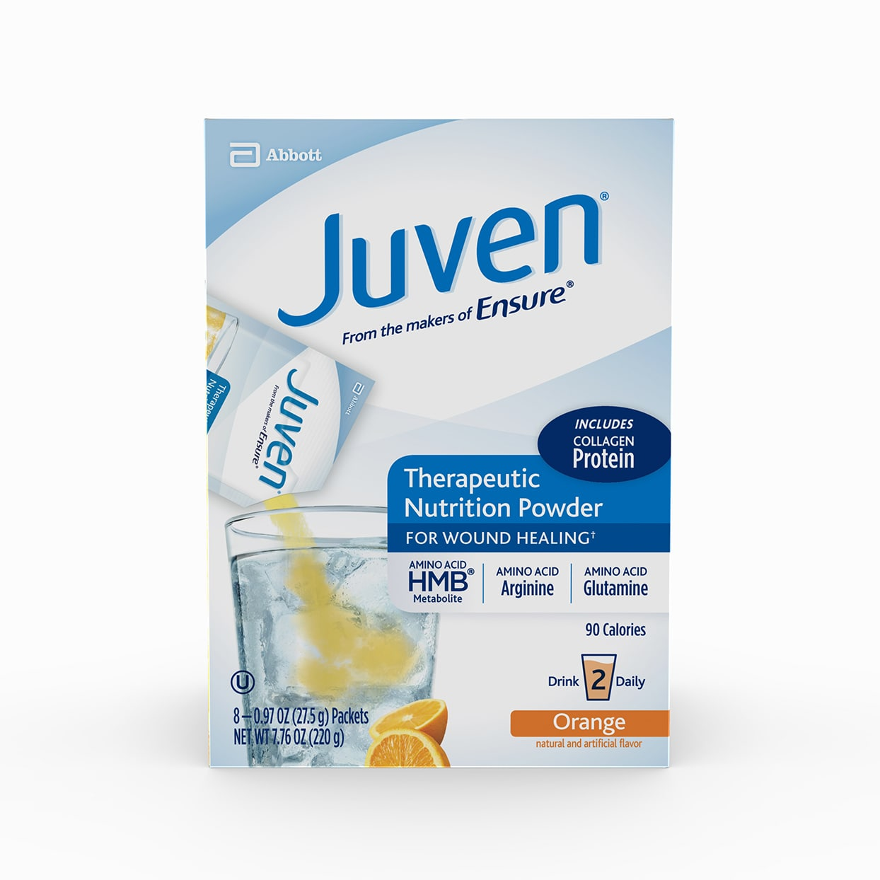 Juven® Orange Therapeutic Nutrition Powder
